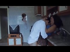 HOUSEWIFE LETS HER SON'S FRIENDS FUCK