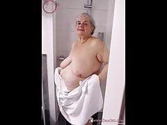 OmaGeiL Extrem alte Latinas Nackt abgebildet