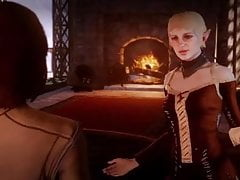 Dragon Age Inquisition nackt Sera-Romanze