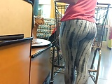 Jiggly Booty Cutie in Tye Dye Pants