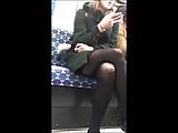 Short Skirt Student