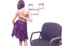 Indische gf Webcam-Show zeigt sich nackt