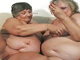 Lesbo Grannies-2. #granny #grandma
