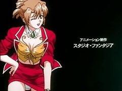 Agent Time # 4 OVA Anime (1998)