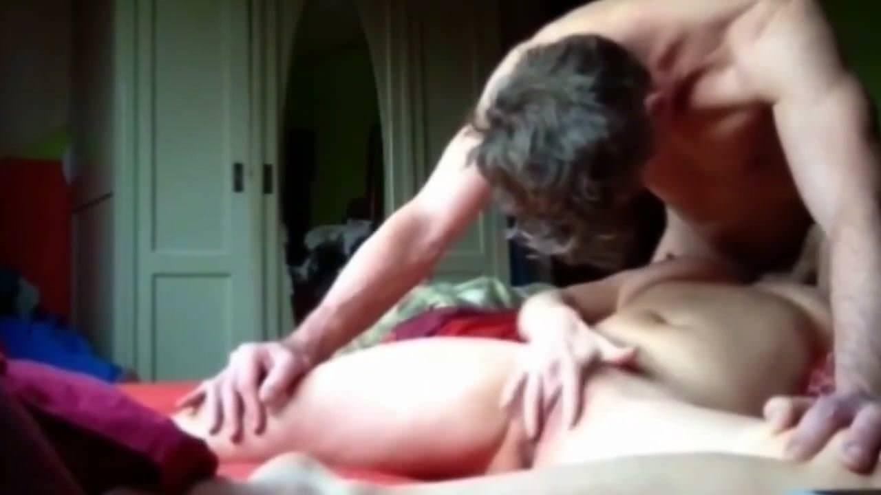 Красивый и нежный секс с трансом