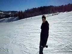 Ski lift Head (RARE)