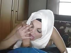 Sexo casero arabe