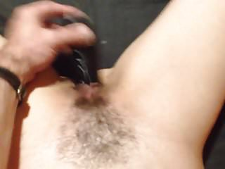 Hairy Closeups Sex Toys video: Orgasm with dildo