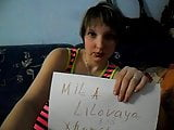 Mila Lilovaya