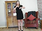 Karen Wood Sexy Curvy MILF Compilation
