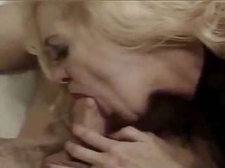 Tits Big Natural Tits video: chubby blonde gets mouthful
