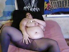 Bbw Wifey In Stockings Part 3