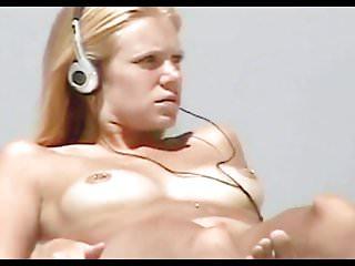 Nude Beach - Blond Pierced Little Teen