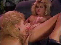 Nina Hartley wchodzi w cipkę (Vintage)