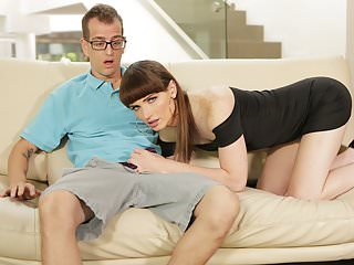 Hd Videos Transsensual Shemale Small Tits Shemale video: Natalie Mars fucks with the pool boy
