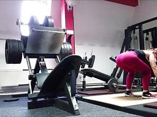 Big ass teen gym 1