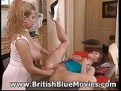Dawn Phoenix und Nikki Platts - Vintage Fisting