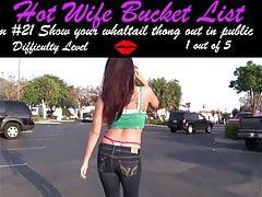 Hot Wife Challenge #21
