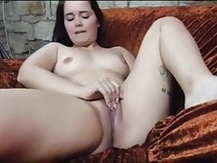 Barely College-aged Lovely Teenie Gets Her Cock-squeezing Cooch Fucked