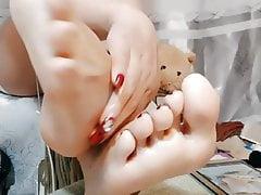 fetichismo del pie chino