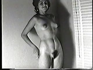 Hairy Vintage video: Spot Light