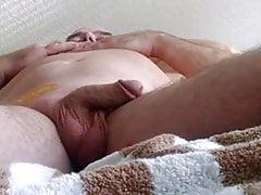Amateur - Waxing Cock und Balls meines BF
