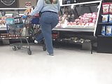Mature BBW in Jeans