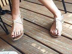 Elise 'süße Füße Teil 6