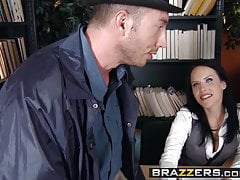 Brazzers - Pornstars Like it Big - Katie St. Ives i Jordan