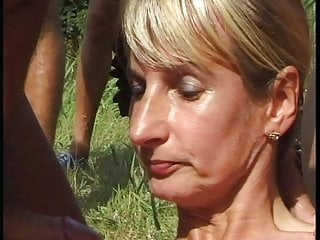 Bukkake Blonde Facial video: Gangbang Bukkake Cumshots Facials Swallowing