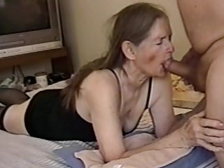 Amateur grandmother fucking 1