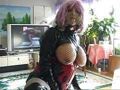Roxina TV Slut Show X