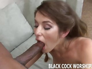 Cuckold Bdsm xxx: His big black monster cock gets me so wet