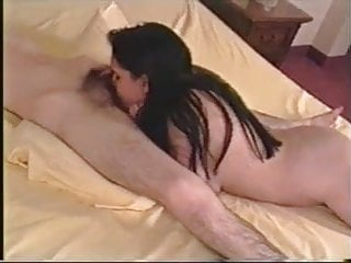 Extremely hairy lesbian explore each other in hotel room