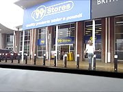 LibbyBabe Shopping at the 99p Store