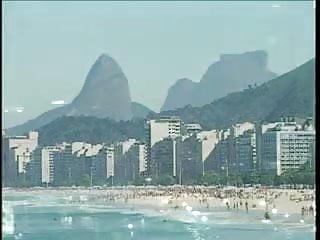 Teens Anal video: Solteiras no Rio de Janeiro