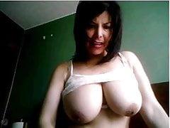 Dicke Titten MILF Teil 1 Keine Ton Webcam