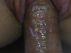 Tight creamy pussy