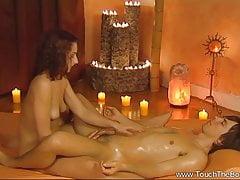 Massaggio con la mano Fidati della terapia