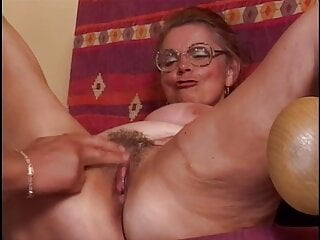 Granny Mathilda in Action