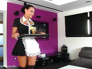 Spanish maid...