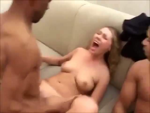 Solo Girl Talking Dirty