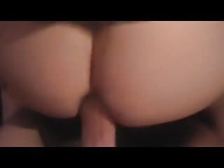 Plowing squishy soft sissy ass...