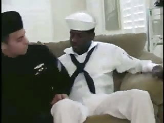 Bgpz black sailor gets fucked bareback...