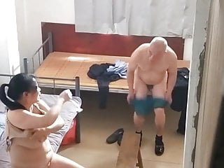 A Granpa Prostitute And Real Asian