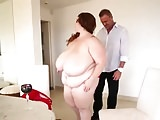 Sexy SSBBW Lexxi in hardcore session