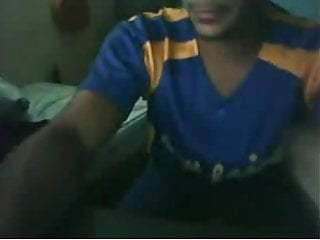 Baseball player webcam...