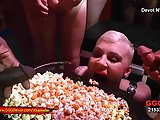 Amy Pink - Cum Piss and Pop Corn - GGGDevot
