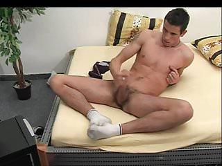 Wanking socks 13...