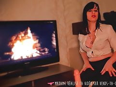 Vends-ta-culotte - JOI for French Babe after Cozy Home Dinner